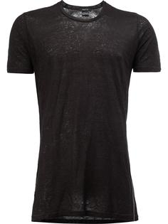 футболка с круглым вырезом Avant Toi
