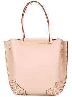 сумка-тоут с тиснением логотипа Tods
