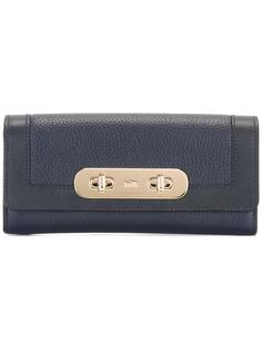 continental wallet Coach