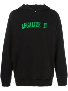 Legalize It hoodie Palm Angels