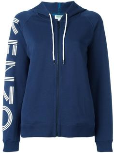 Keno print hoodie Kenzo