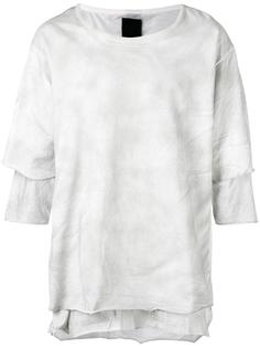 layered T-shirt Thom Krom