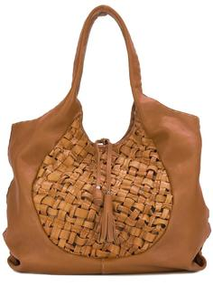 woven shoulder bag  Henry Beguelin