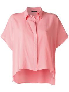 укороченная рубашка Roberto Collina