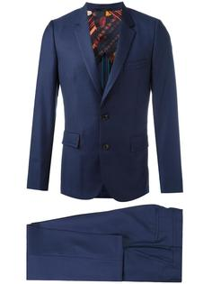 flap pockets two-piece suit Paul Smith