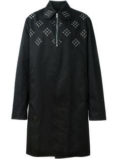 пальто с люверсами Raf Simons