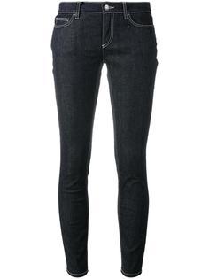 прямые узкие джинсы Dolce & Gabbana
