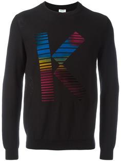 K print sweatshirt Kenzo
