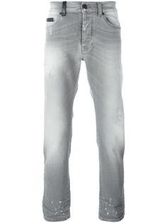 джинсы прямого кроя  Marcelo Burlon County Of Milan