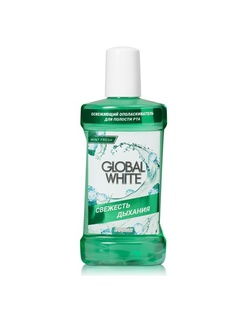 Ополаскиватели для рта Global White
