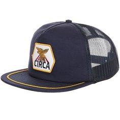 Бейсболка с сеткой Circa Ranger Mesh Snap Back Navy/Gold