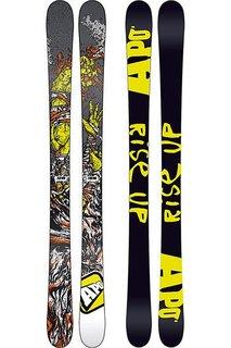 Горные лыжи детские Apo Sammy C Kid 115 Black/Yellow