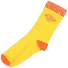 Носки средние женские Запорожец За Желтый