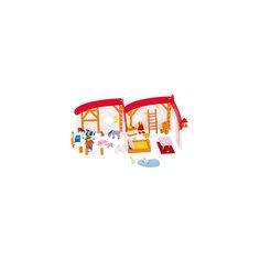 Кукольный дом складной Ферма 35 дет., goki