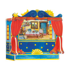 Ширма для кукольного театра, goki