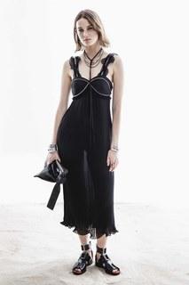 Плиссированное платье 3.1 Phillip Lim