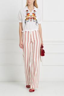 Хлопковая блузка Diffusa Stella Jean