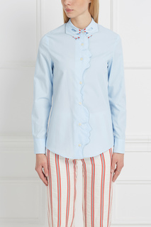 Хлопковая блузка Storno Vivetta