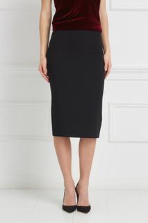 Однотонная юбка Arreton Roland Mouret
