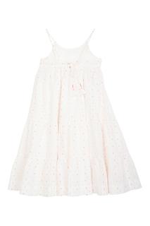 Хлопковое платье Lucrece Bonpoint