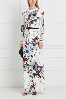 Шелковое платье Agnes Erdem