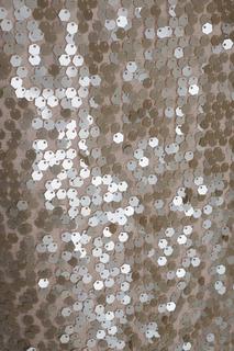 Шелковая юбка с пайетками Daria Bardeeva