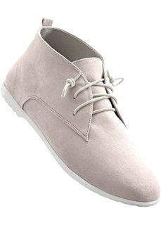 Туфли на шнуровке (верблюжий) Bonprix
