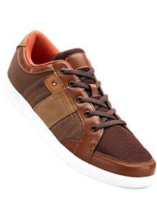 Кроссовки (коричневый) Bonprix