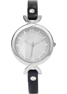 Часы на узком браслете (телесный) Bonprix