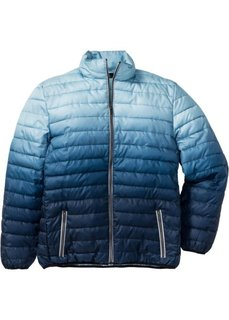 Легкая стеганая куртка Regular Fit (серый) Bonprix