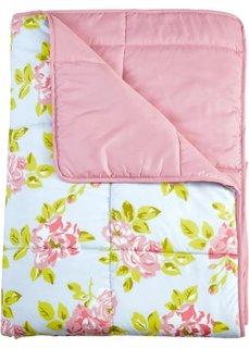 Покрывало Рози (нежно-голубой/розовый) Bonprix