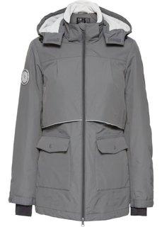Функциональная удлиненная куртка (генцианово-синий) Bonprix