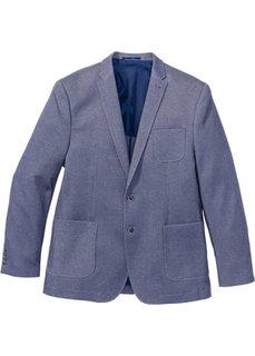 Трикотажный пиджак Regular Fit, cредний рост (N) (светло-серый меланж) Bonprix