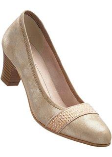 Удобные туфли (черный) Bonprix