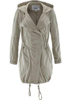Куртка из искусственной замши (хаки) Bonprix