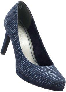Туфли от Marco Tozzi (светло-серый) Bonprix