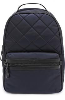 Стеганый рюкзак George с отделкой из натуральной кожи Moncler