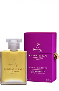 Укрепляющее масло Inner Strength для ванны и душа Inner Strength Bath & Shower Oil Aromatherapy Associates