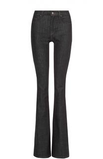 Расклешенные джинсы с контрастной прострочкой Victoria by Victoria Beckham