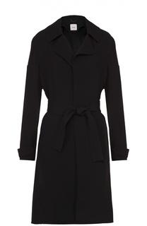 Пальто с поясом и широкими лацканами Dorothee Schumacher