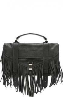 Сумка PS1 Fringe Medium с бахромой Proenza Schouler