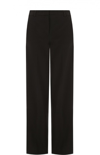 Широкие брюки прямого кроя с карманами DKNY