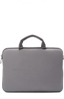 Сумка для ноутбука с логотипом бренда Marc Jacobs