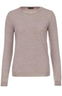 Шерстяной пуловер с круглым вырезом Tom Ford