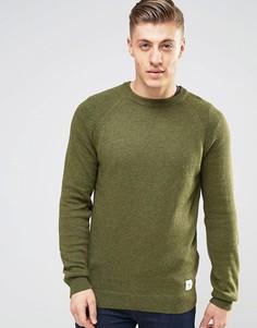 Джемпер с круглым вырезом Bellfield - Зеленый
