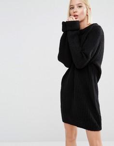 Вязаное платье Cheap Monday - Черный
