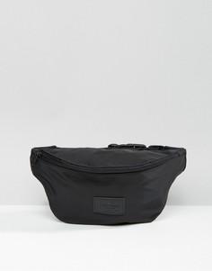 Черная сумка-кошелек на пояс ASOS - Черный