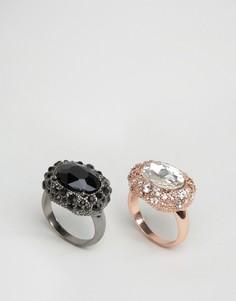 2 коктейльных кольца Nylon - Золотой
