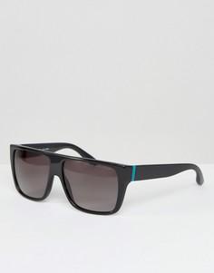 Солнцезащитные очки в квадратной оправе Marc By Marc Jacobs - Черный