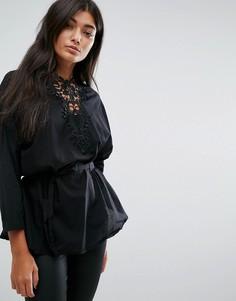 Блузка Y.A.S Mille - Черный